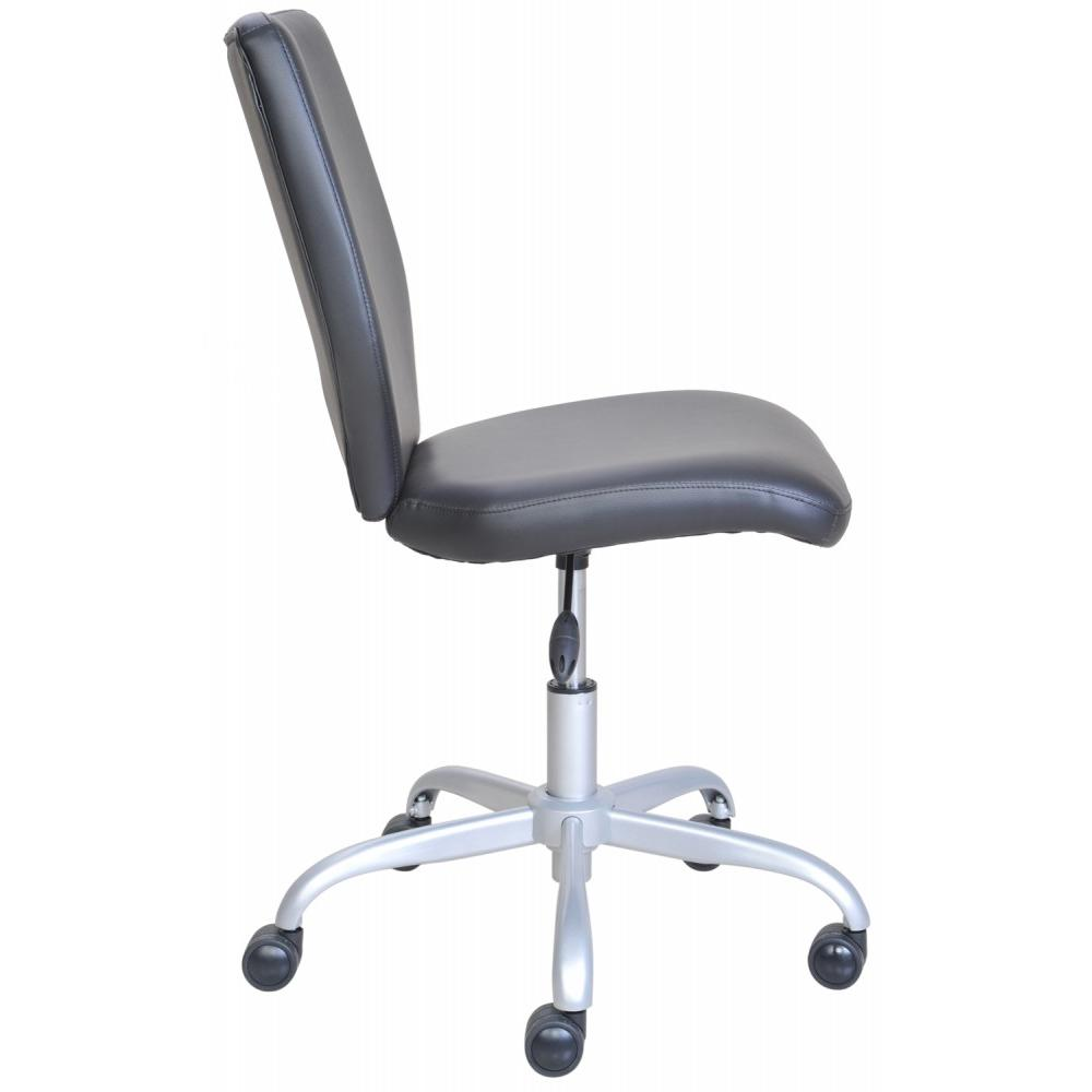 QUALITY Mainstays Office Padded Chair Swivel Rolling Caster comforter adjustable  eBay