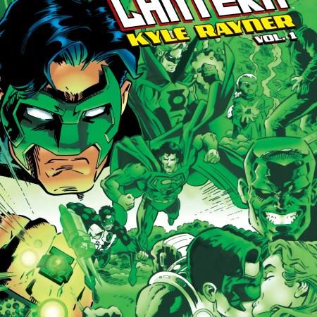 Image result for green lantern kyle rayner vol 1