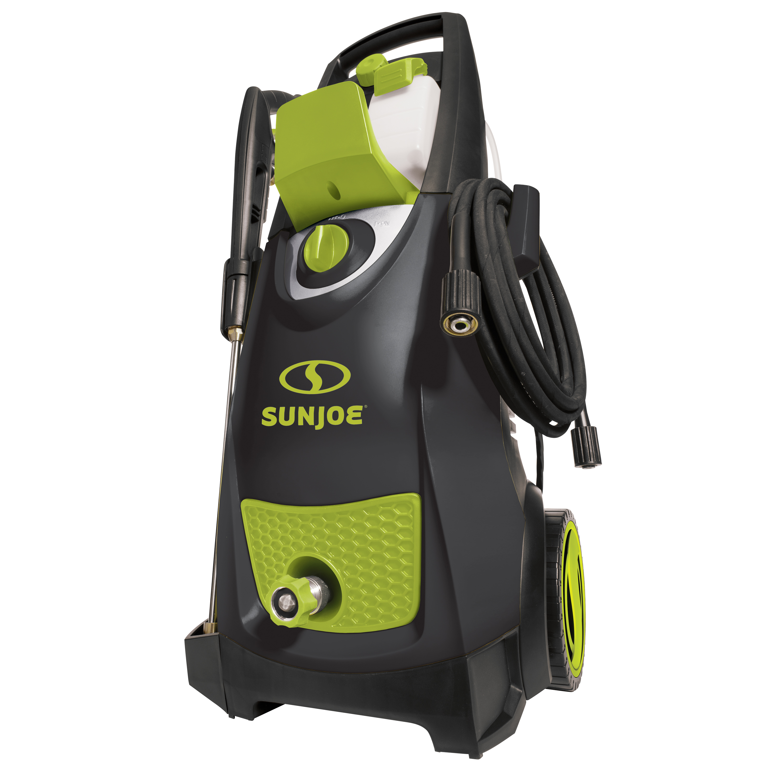 Sun Joe Spx3000 Max Electric Pressure Washer 2800 Psi Max 1 30 Gpm High Performance Brushless Induction Motor Walmart Com Walmart Com