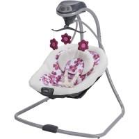 Simple Baby Bed Rocker Swing Machine For Newborns Girl Boy ...