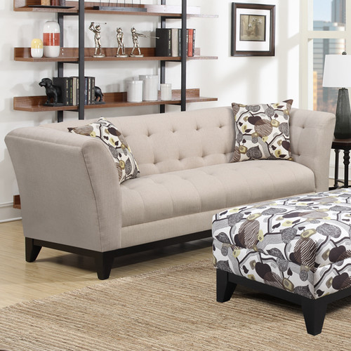 sierra red living room sectional pictures of apartments barrel studio blanca chesterfield sofa walmart com