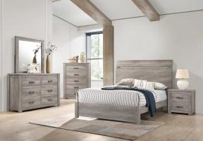 Bedroom 4pc Bedroom Set Modern Unique Eatsern King Size ...