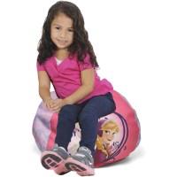 Disney Frozen Movie Round Bean Bag Chair - Walmart.com