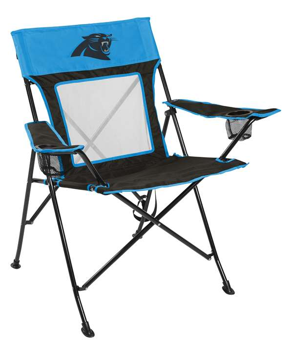 carolina panthers folding chairs wheelchair racing game changer chair walmart com