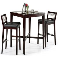 Home Styles Pub Table, Dark Cherry - Walmart.com