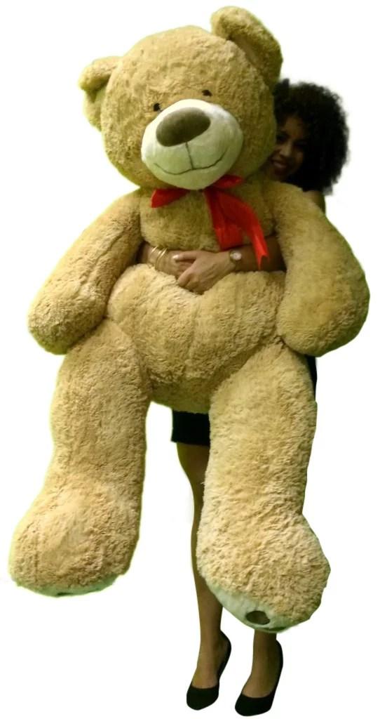 5 foot giant teddy