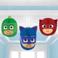 PJ Masks Honeycomb Decorations (3 Piece) - Walmart.com