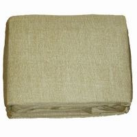 Home Trends Sheet Set Khaki Green Tan Linen King Bed