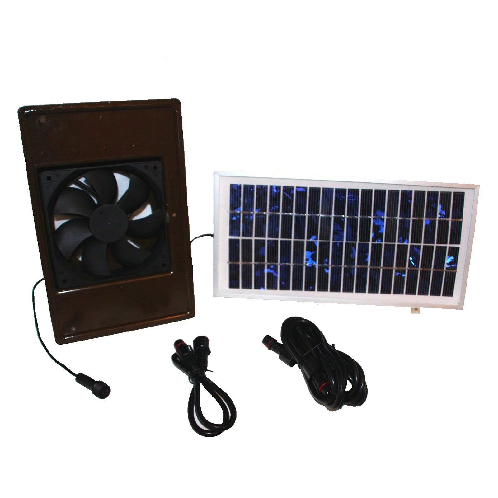 dog palace breeze solar powered exhaust fan for dog house large