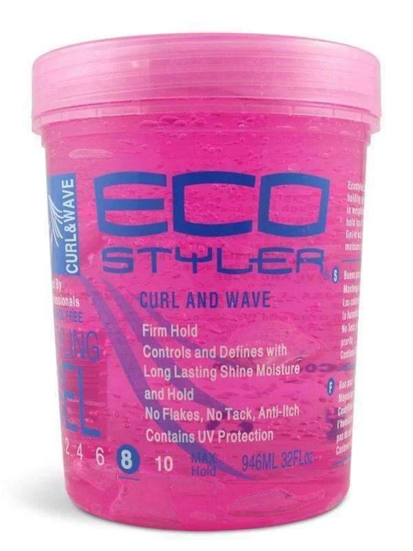 Eco Style Curl Wave Styling Gel 32oz Walmart Canada