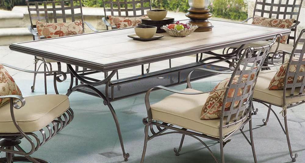 tile top patio table walmart com