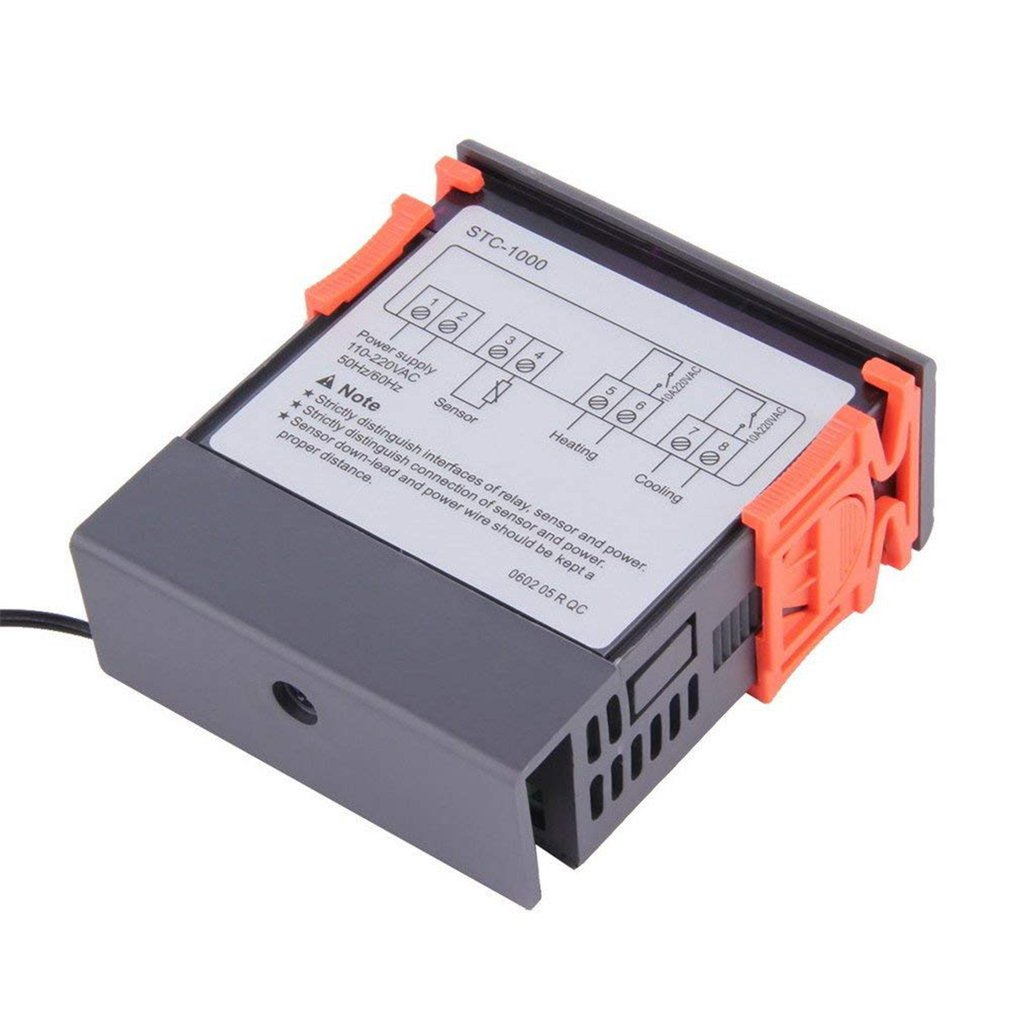 medium resolution of stc 1000 professional digital all purpose temperature controller thermostat walmart canada