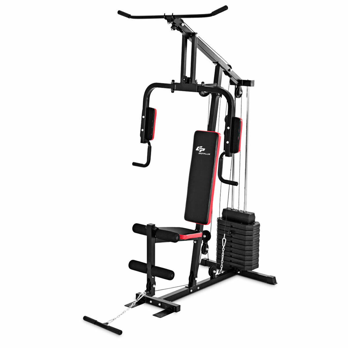 Multifunction Cross Trainer Workout Machine Fitness ...