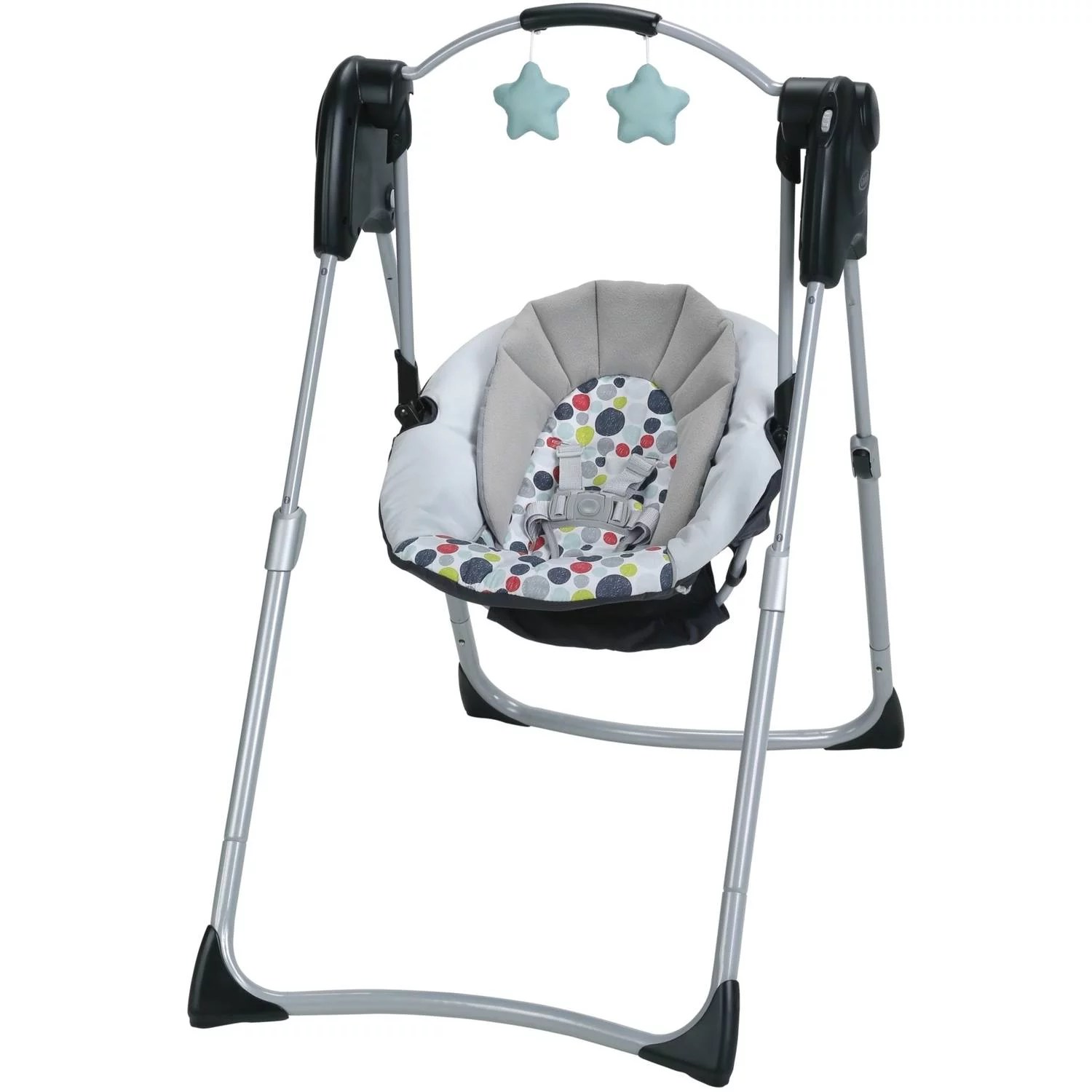 swing chair benefits lift for elderly graco slim spaces compact baby etcher walmart com