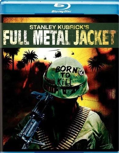 Full Metal Jacket Streaming : metal, jacket, streaming, Metal, Jacket, (Blu-ray), Walmart.com