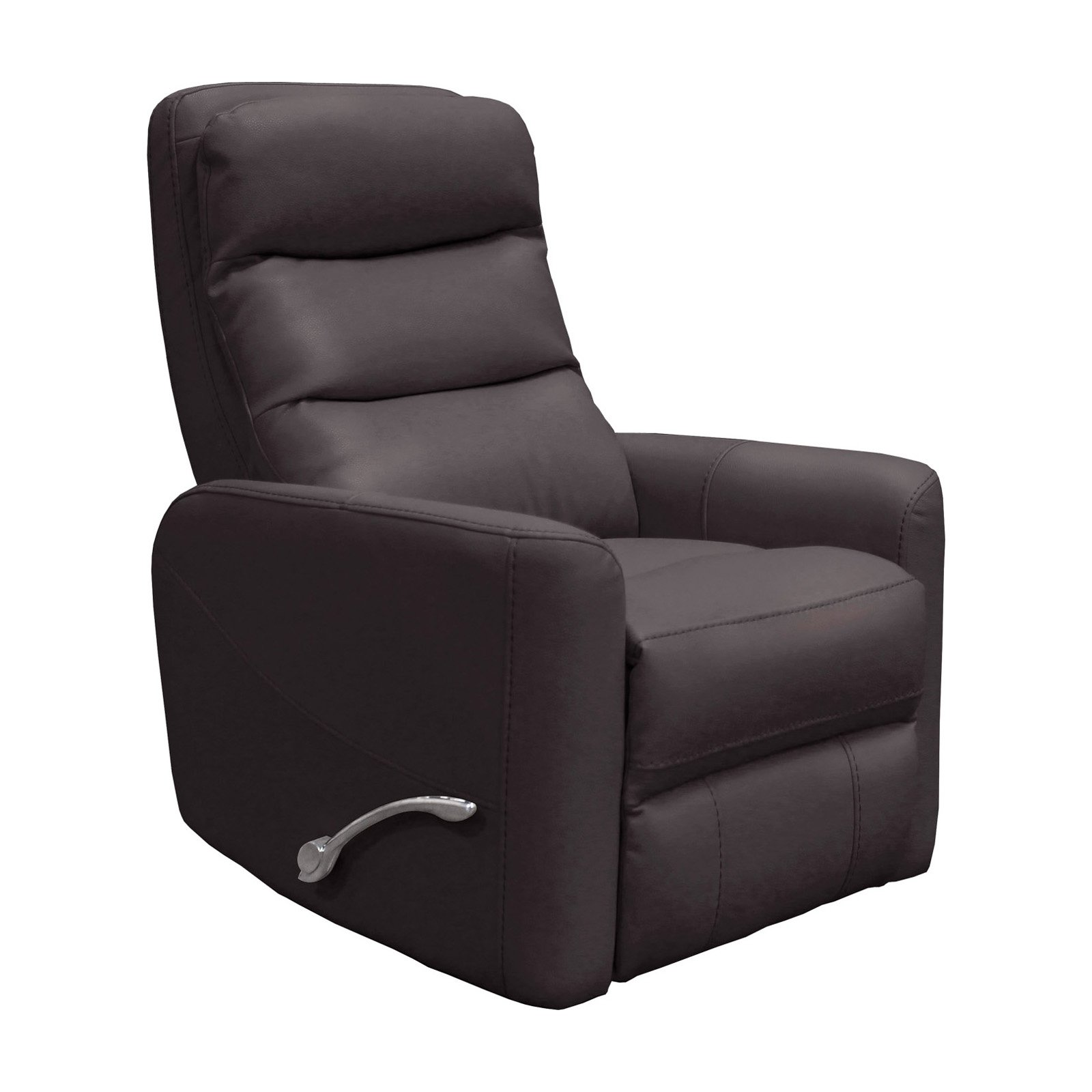 parker house hercules swivel glider recliner with articulating headrest
