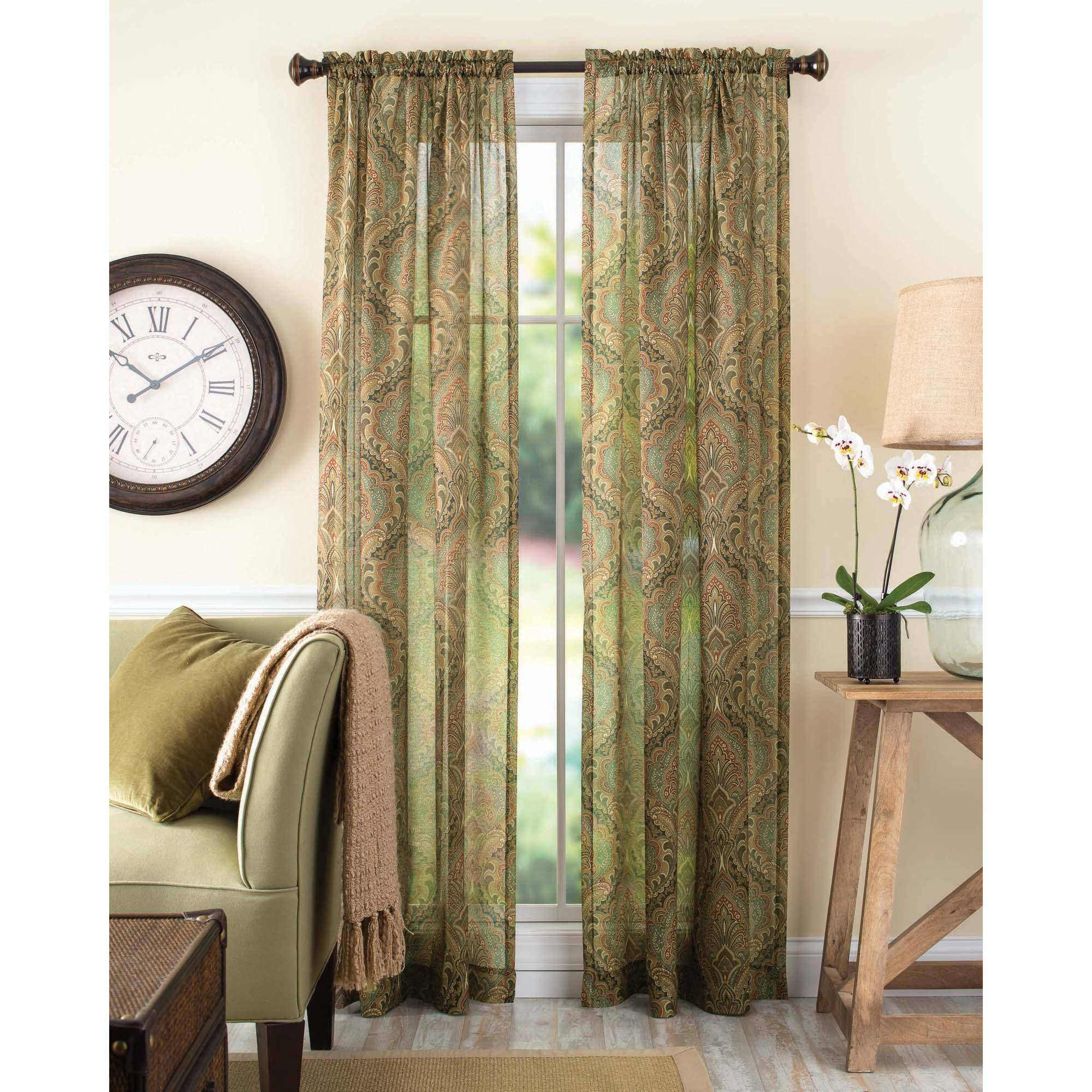 Better Homes Gardens Curtains Curtain Idea