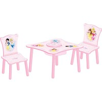 Disney Princess Storage Table and Chair Set - Walmart.com