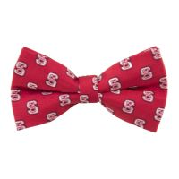 North Carolina State University Bow Tie Repeat Pattern ...