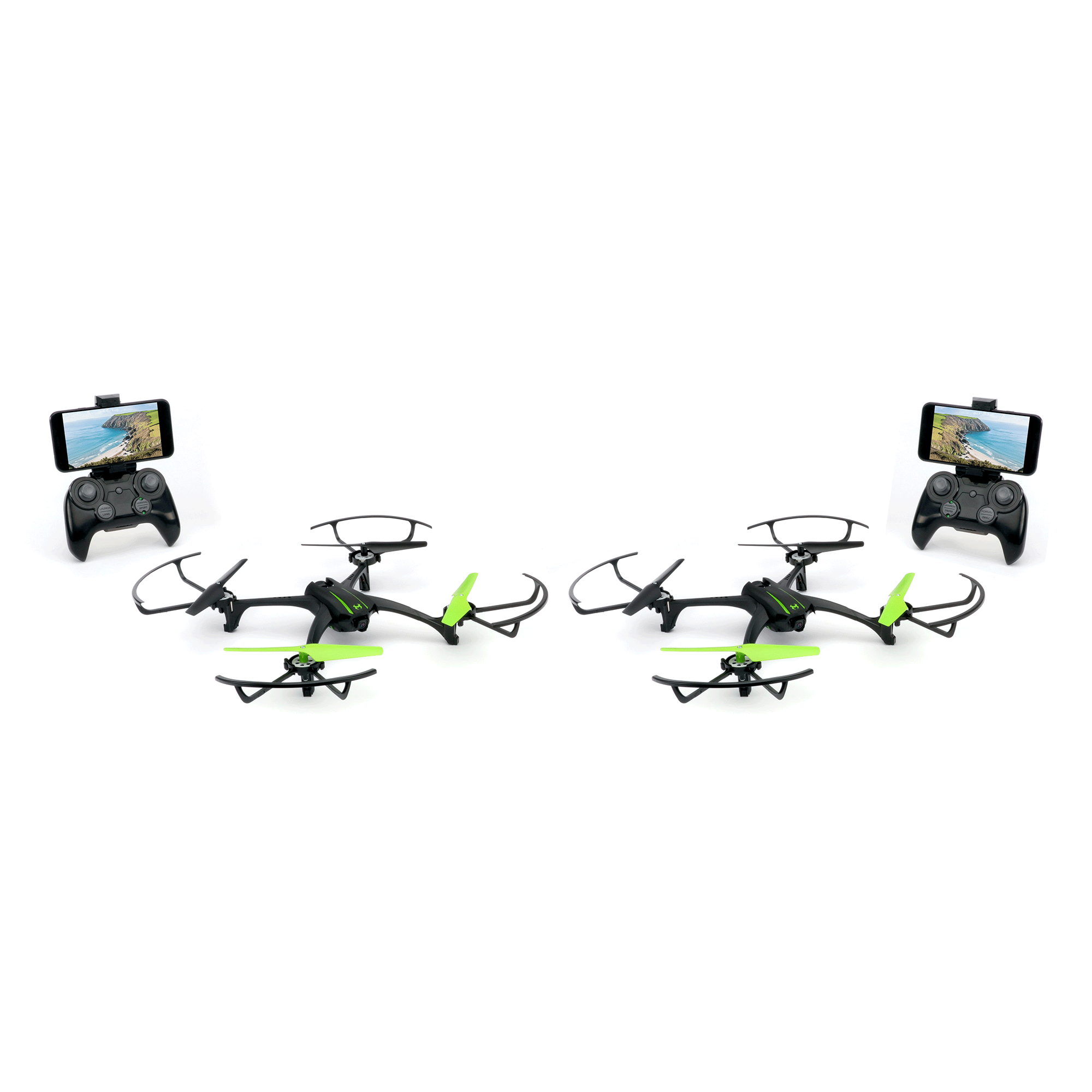 Sky Viper Scout Live Streaming Amp Video Recording Rc Drone