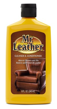 Mr. Leather Cleaner & Conditioner