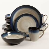 Gibson Home Terra Bella 16-Piece Dinnerware Set - Walmart.com