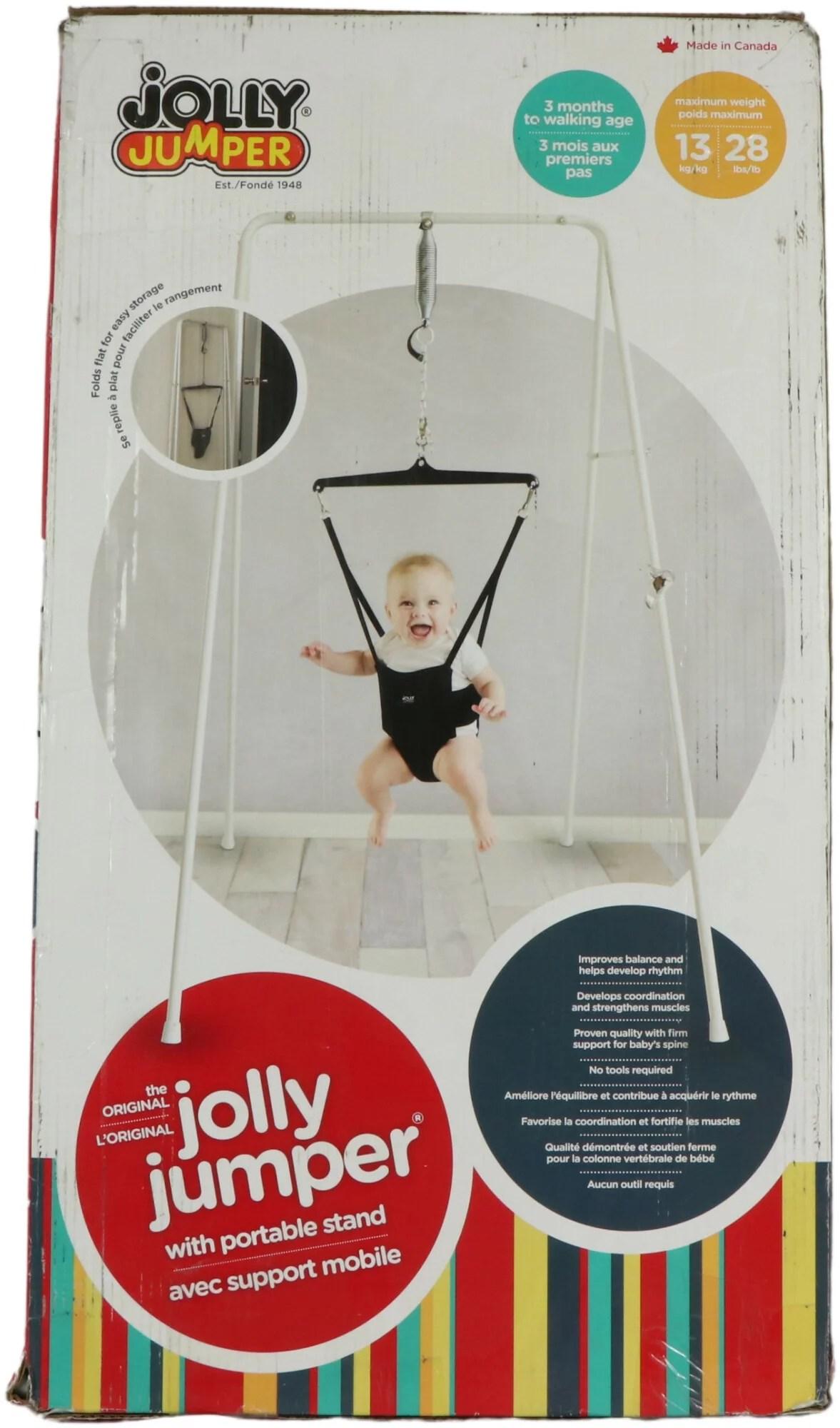 Jolly Jumper L'original Back & Body Support JJ-108 ...
