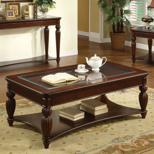 stella sofa table urban company astoria grand traditional glass insert coffee walmart com