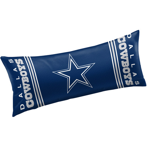 NFL Body Pillow Cover Dallas Cowboys  Walmartcom