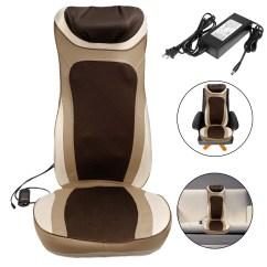 Folding Chair For Massage Cushion Swing Johannesburg Shiatsu Mat Seat With Heat Neck Back Pillow