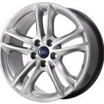 Ford Fusion 2015 2019 Hyper Silver Factory Oem Wheel Rim Not Replicas Walmart Com Walmart Com