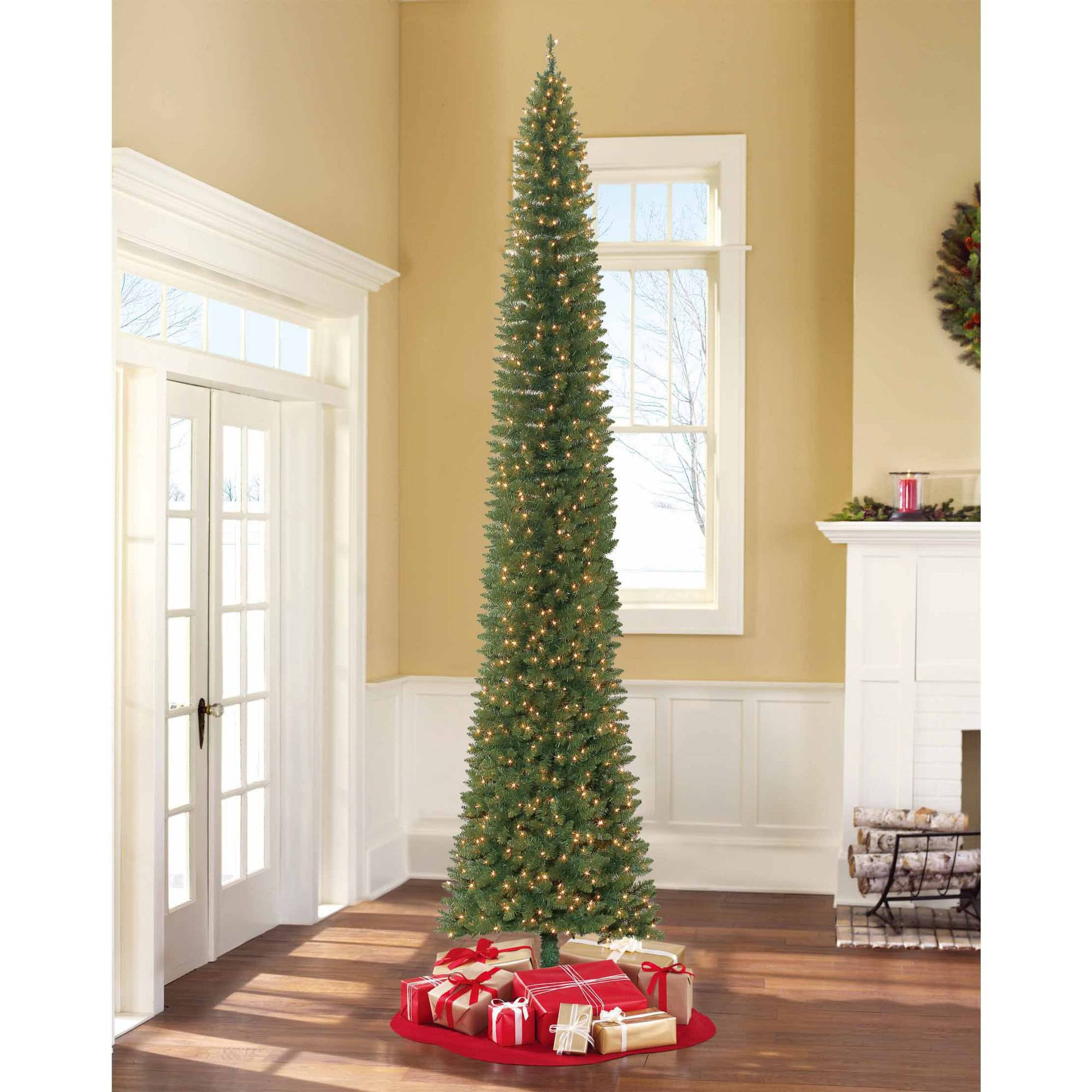 Holiday Time PreLit 1239 Brinkley Pine Artificial