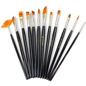 paint brush set fronttech