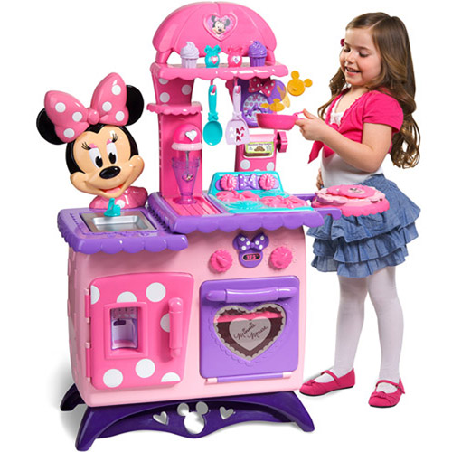 Minnie Mouse Bowtique Flipping Fun Kitc  Walmartcom