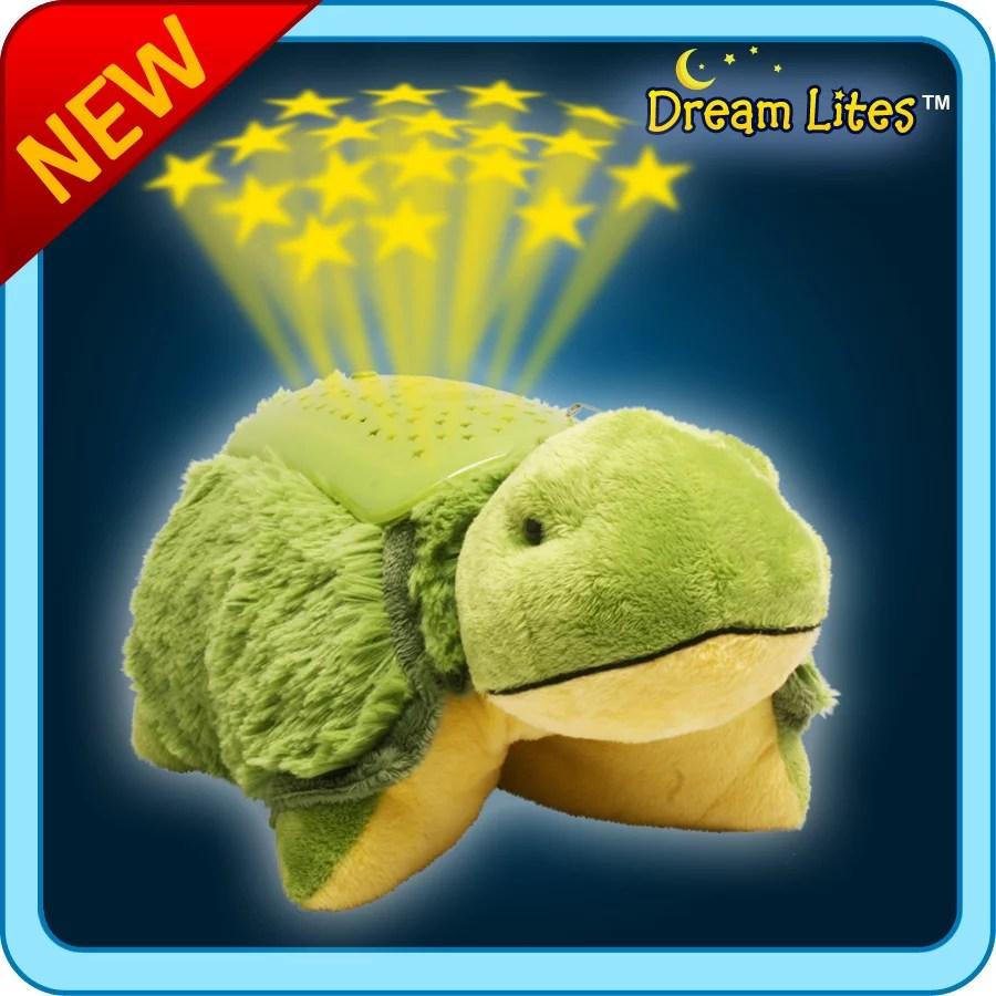 pillow pets dream lites tardy turtle 11