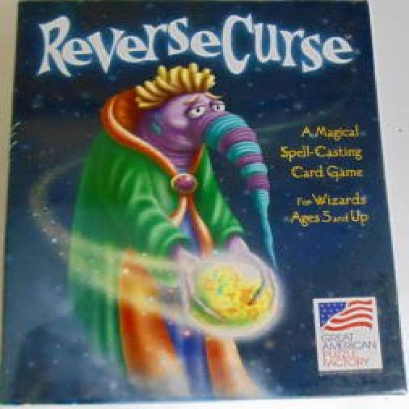 reverse curse a magical