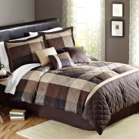 Better Homes and Gardens Elliot Plaid 7-Piece Bedding ...