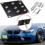 Front Bumper Tow Hook License Plate Mounting Bracket For Bmw F30 F32 F10 Walmart Canada