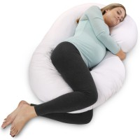 PharMeDoc Pregnancy Pillow - C Shaped Maternity Body ...