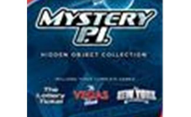 Pop Cap Games 2069 Mystery Pi Hidden Object Collection 3pk