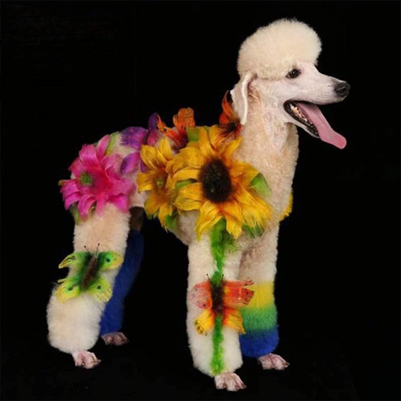 opawz dog pet hair dye gel bright