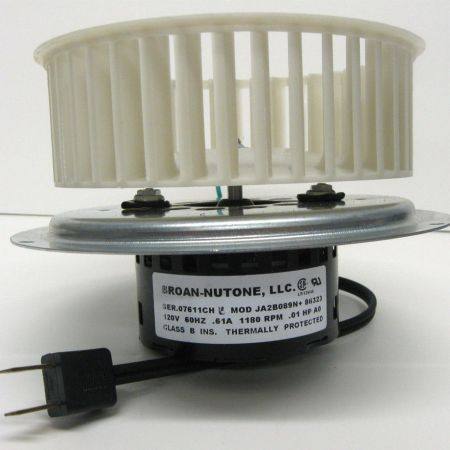0695b000 Oem Genuine Nutone Vent Bath Fan Motor Wheel For Qt80 Com