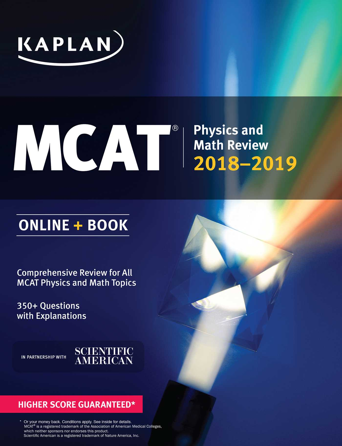 Mcat Physics And Math Review Online Book