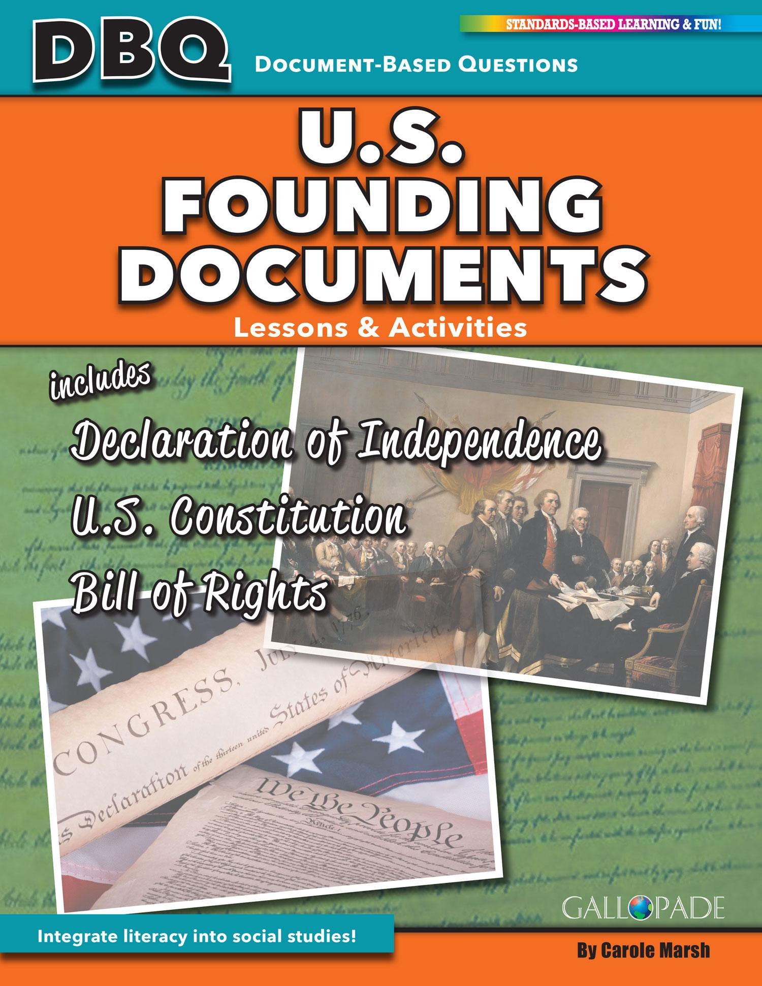 Dbq Lessons Amp Activities U S Founding Documents The