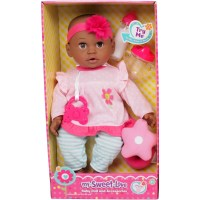 Hasbro Baby Alive Twinkle Fairy Baby Doll African American ...