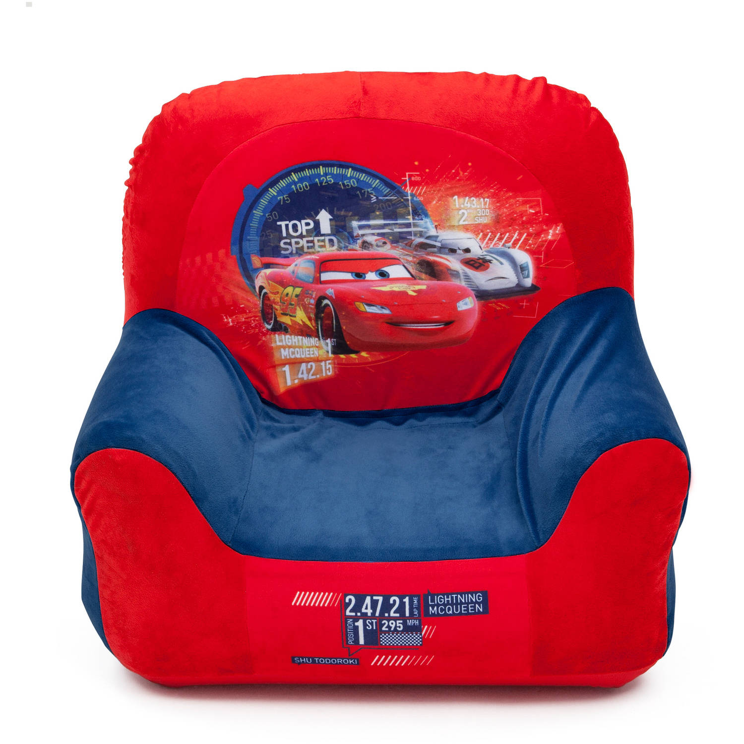 Toddler Soft Chairs Disney Cars Delta Children Inflatable Club Chair