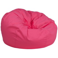 Bean Bag Chairs Orange Leather Dining Uk Walmart Com Product Image Flash Furniture Oversized Chair Multiple Colors