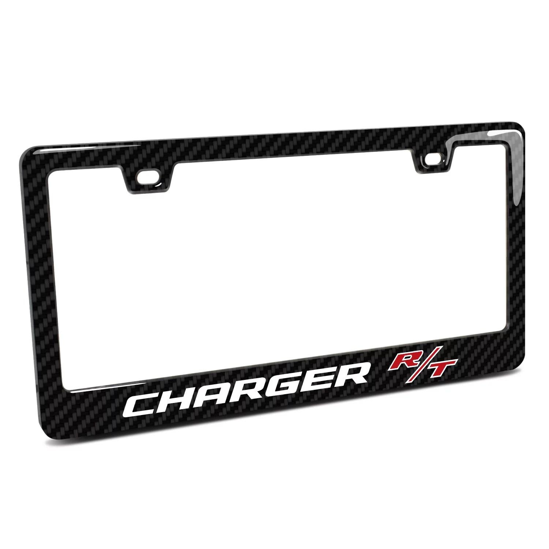 Dodge Charger R T Black Real 3k Carbon Fiber Finish Abs