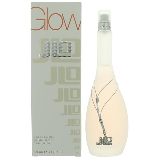 J. Lo Glow Perfume for Women, 3.4 oz