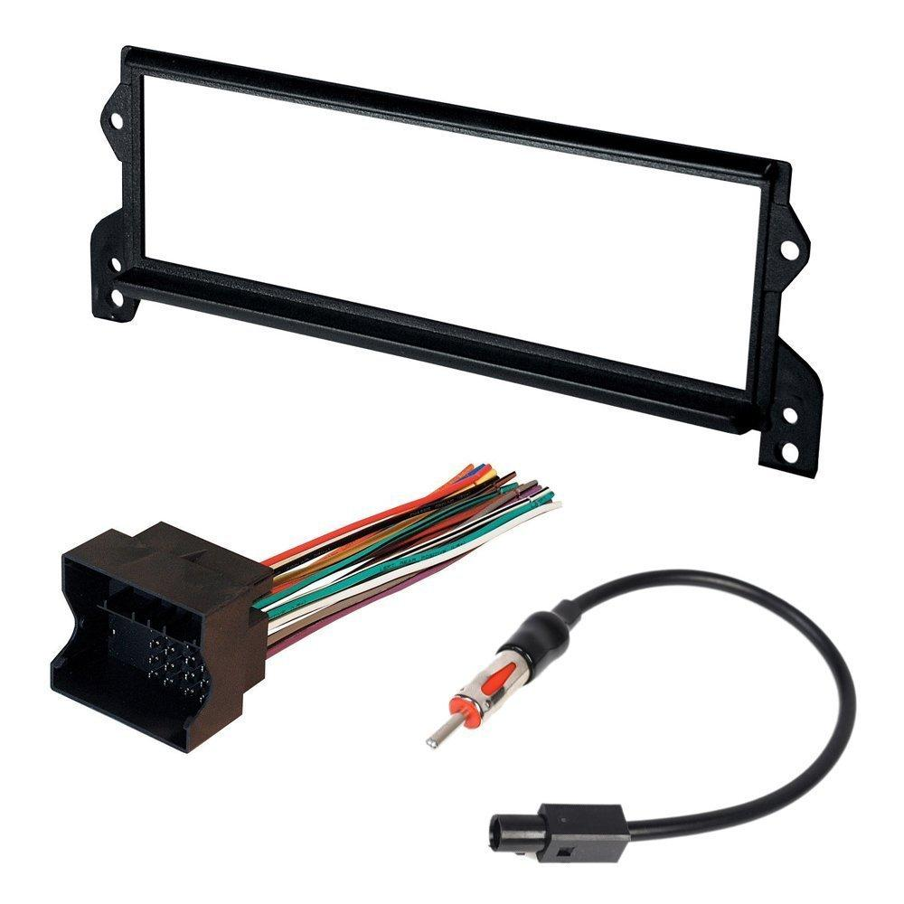 hight resolution of mini 2002 2008 cooper car stereo radio cd player receiver install american internationalr ewh1010 wiring harness with oem plugs